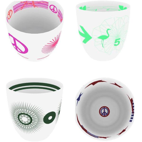 design KRIZH - Tassen - Cups
